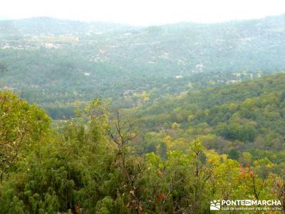 Reserva Natural del Valle de Iruelas;rutas de las caras casillas pueblo rio bidasoa mapa